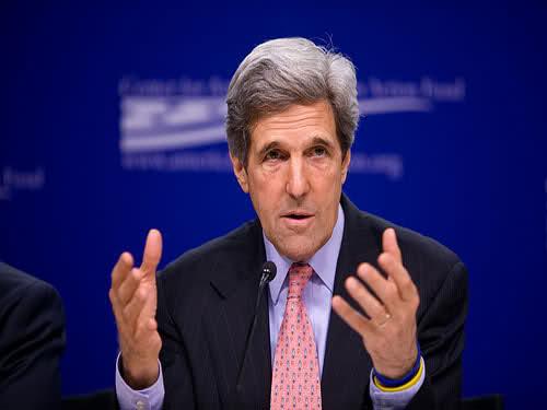 SenadorJohn Kerry